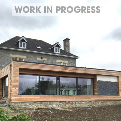 Somerset Extension, Builders, TD Construction