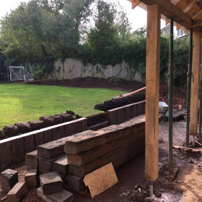 TD Construction Renovation and Extension